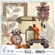 Vol. 0065 Vintage Mix by Doudou Design