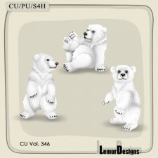 CU Vol 346 Bears by Lemur Designs