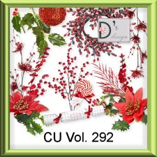 Vol. 292 Winter Christmas by Doudou Design