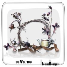 CU Vol 109 Nature by Lemur Designs