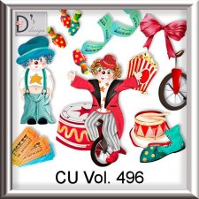 Vol. 496 Circus Mix by Doudou Design