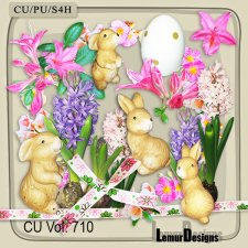 CU Vol 710 Easter Spring by Lemur Designs