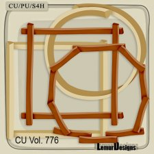CU Vol 776 Frames by Lemur Designs
