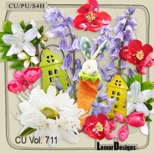 CU Vol 711 Spring Easter by Lemur Designs
