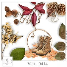 Vol. 0414 Nature Autumn Mix by D's Design