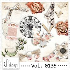 Vol. 0133 to 0135 Vintage Mix by Doudou Design