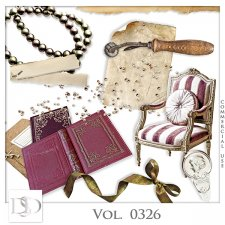 Vol. 0326 Vintage Mix by D's Design