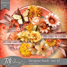 Designer Stash Vol 47 - CU by Feli Designs