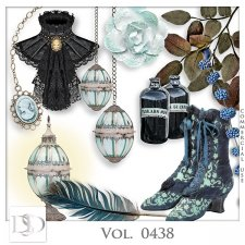 Vol. 0438 Vintage Mix by D's Design
