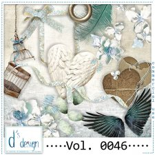 Vol. 0046 Elements Mix by Doudou Design