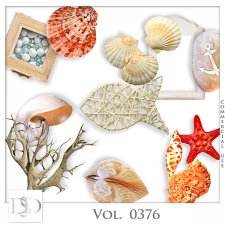 Vol. 0376 Sea Mix by D's Design