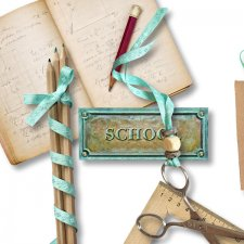 Vol. 687 School Mix by Doudou Design