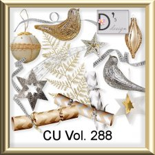 Vol 288 Winter Christmas by Doudou Design