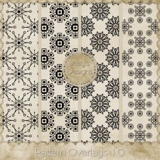 Pattern Overlays 10 by Josy