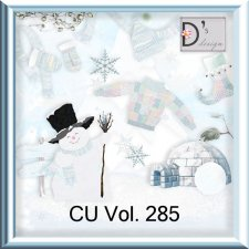 Vol 285 Winter Christmas by Doudou Design