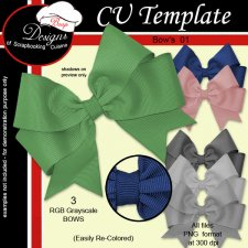 Bow Extrations 01 by Boop Designs