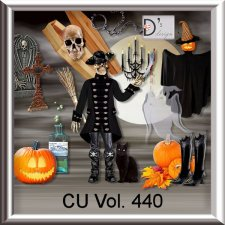 Vol. 440 Halloween Mix by Doudou Design