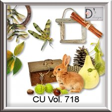 Vol. 717 to 719 Autumn Mix by Doudou Design