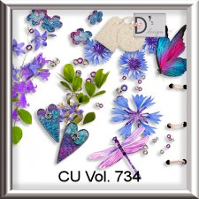 Vol. 734 by Doudou Design