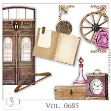 Vol. 0685 Vintage Mix by D's Design