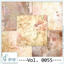 Vol. 0055 Vintage papers by Doudou Design