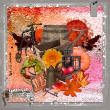 VOL 27 Autumn elements EXCLUSIVE byMurielle