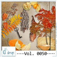 Vol. 0050 Autumn Mix by Doudou Design