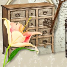 Vol. 507 Vintage Mix by Doudou Design