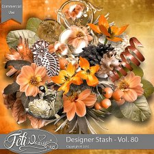 Designer Stash Vol 80 - CU by Feli Designs