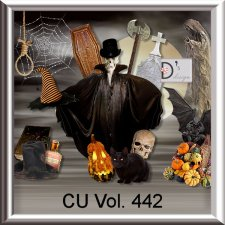 Vol. 442 Halloween Mix by Doudou Design