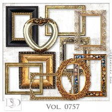 Vol. 0757 Frames Mix by D's Design