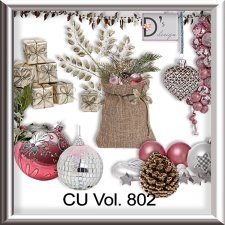 Vol. 802 christmas by Doudou Design