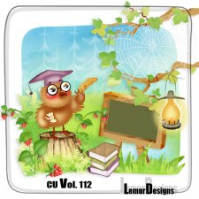 CU Vol 112 Forest school by Lemur Designs