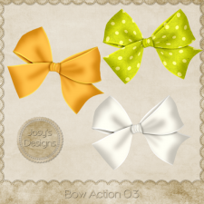 Bow Action 03 by Josy