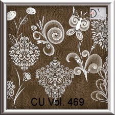 Vol. 469 Doodles Decorations by Doudou Design
