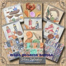 EXCLUSIVE Mega Seaside Bundle by Silver Splashes