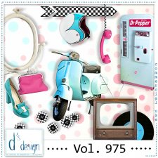 Vol. 975 Fifties Mix by Doudou Design