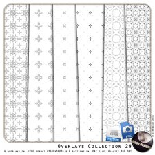 Overlays Collection 29 by MoonDesigns