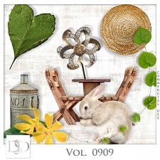 Vol. 0909 Spring Nature Mix by D's Design