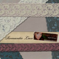 Romantic Lace II - ACtion by Monica Larsen