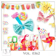 Vol. 0362 Party Mix by D's Design