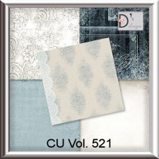 Vol. 521 Vintage Papers by Doudou Design