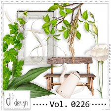 Vol. 0226 Nature Mix by Doudou Design