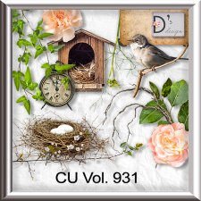 Vol. 931 Spring Mix by Doudou Design