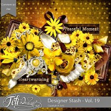 Designer Stash Vol 19 - CU by Feli Designs