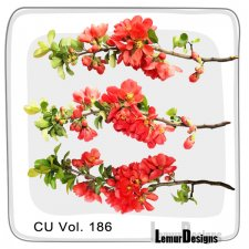 CU Vol 186 flowers by Lemur Designs