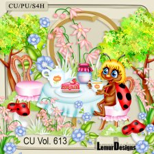 CU Vol 613 Summer Day by Lemur Designs