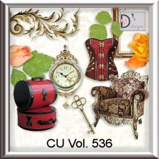 Vol. 536 Vintage Mix by Doudou Design