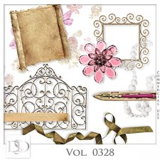Vol. 0328 Vintage Mix by D's Design