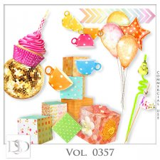 Vol. 0357 Party Mix by D's Design